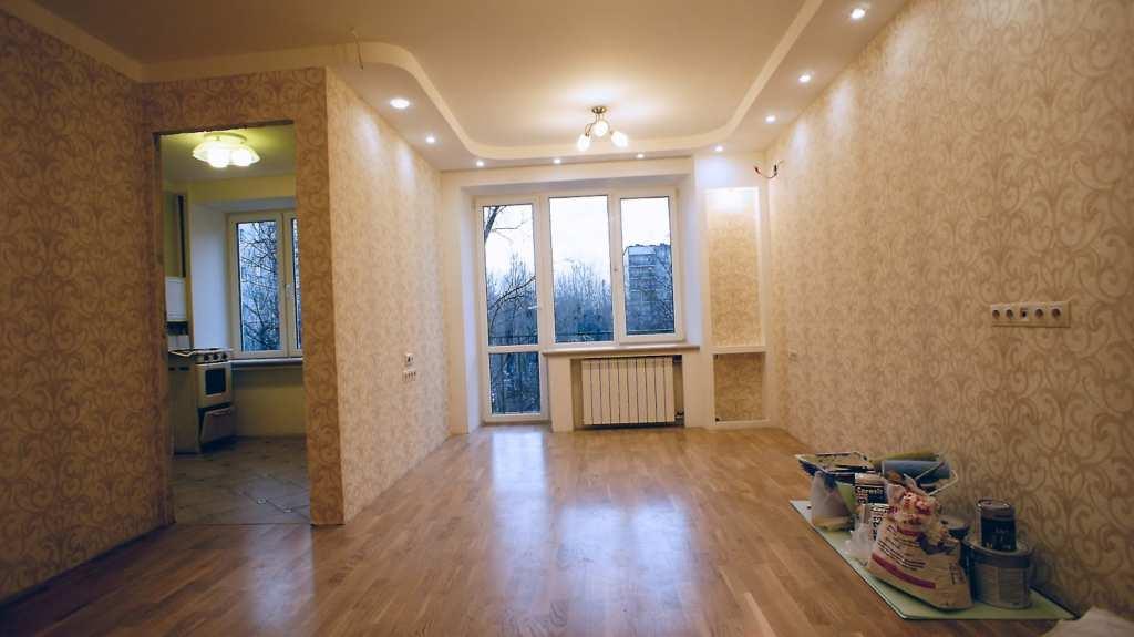 Фото капитальный ремонт квартир