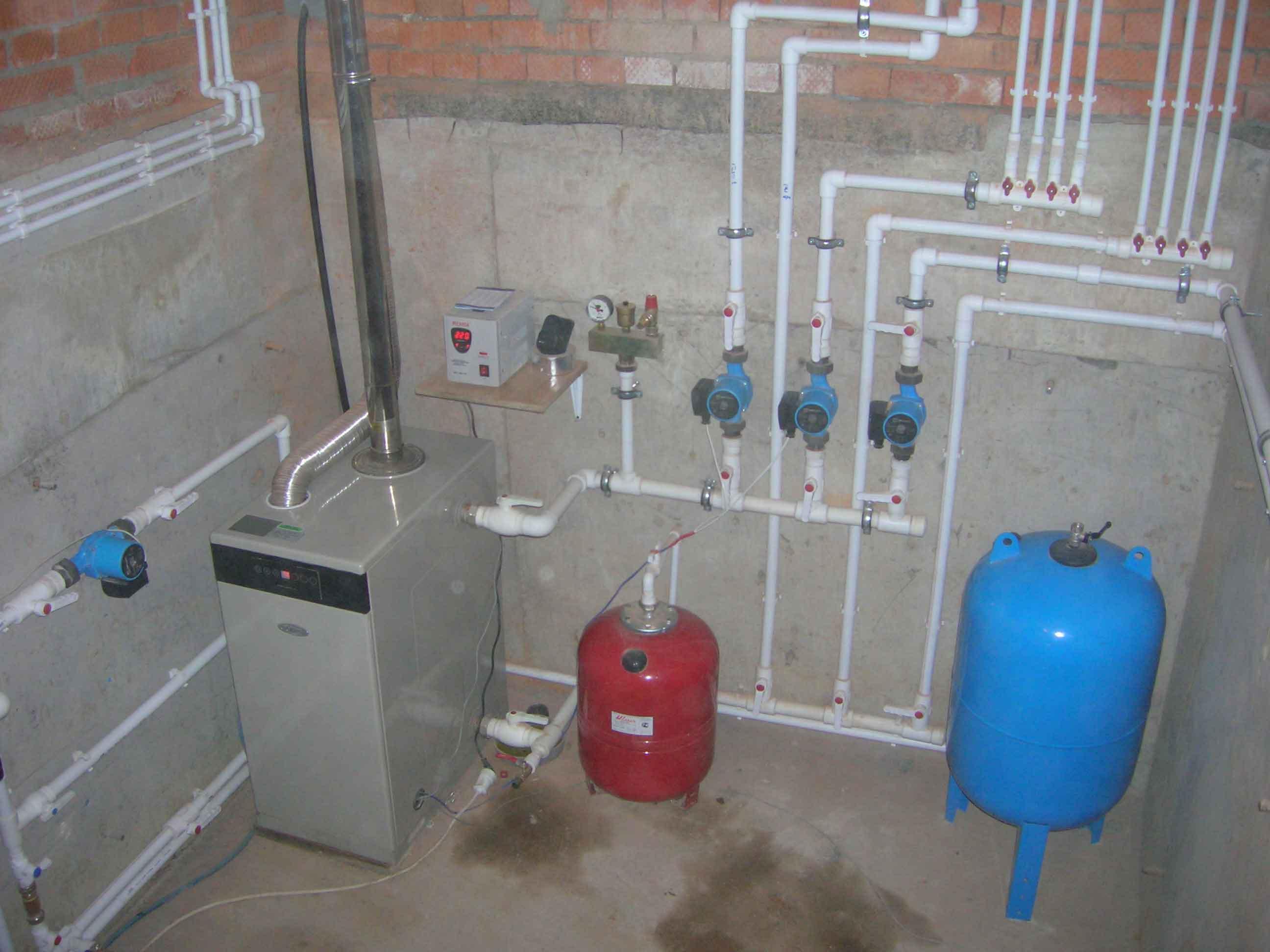 Газовое оборудование для дома, как правильно установить 33
