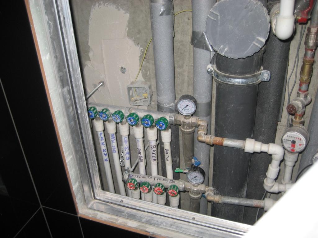 Как сделать хорошую воду в квартире 654