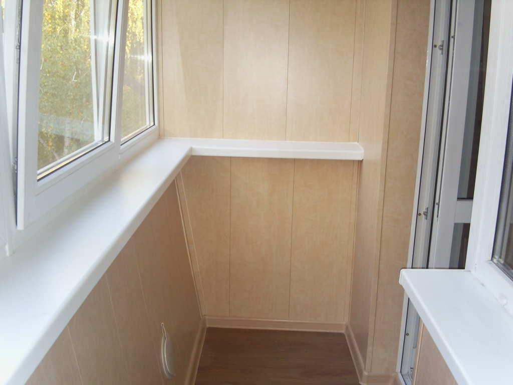 """Компания """"балкон орск"""" осуществляет внутреннюю отделку балко."""