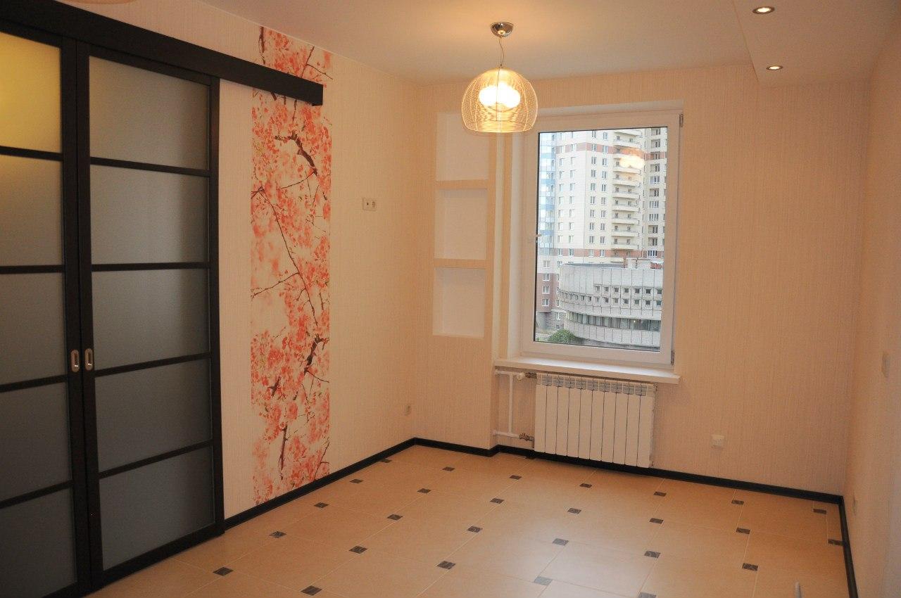 Ремонт в комнате своими руками фото варианты в обычных квартирах фото 56