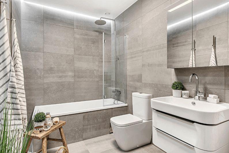 Ідеальний дизайн у ванній кімнаті за 4 кроки